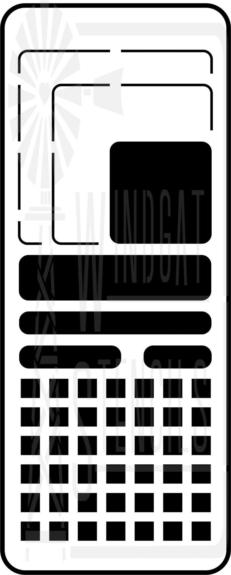 CP539 – Stencil